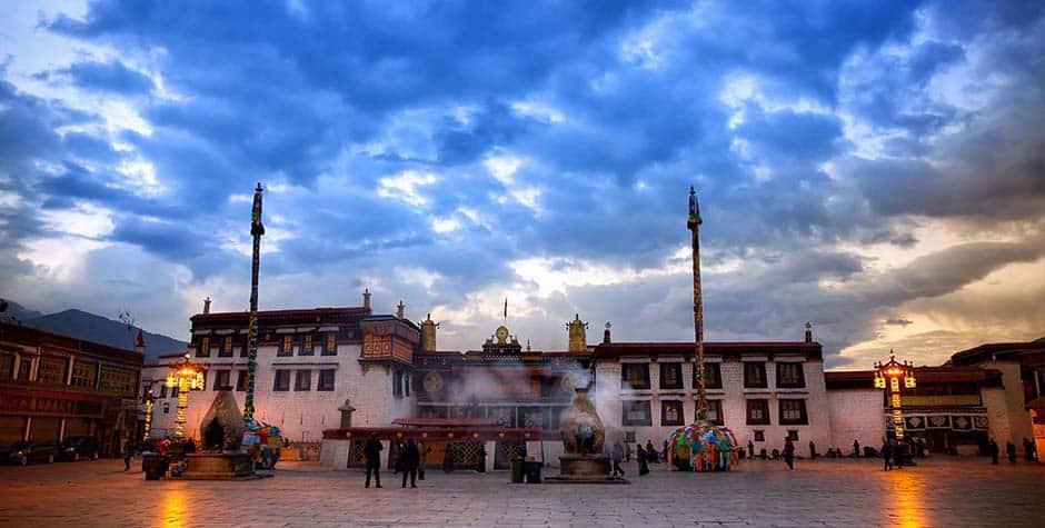 @itibettravel's cover photo for 'Jokhang Temple ཇོ་ཁང།'