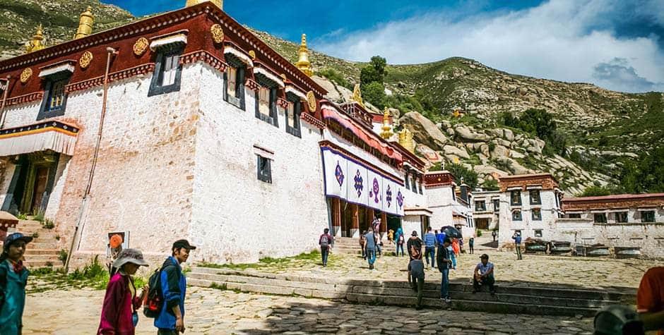 @itibettravel's cover photo for 'Sera Monastery སེ་ར་དགོན་པ།།'