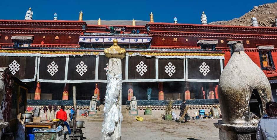 @itibettravel's cover photo for 'Nechung Monastery གནས་ཆུང་དགོན་པ།།'