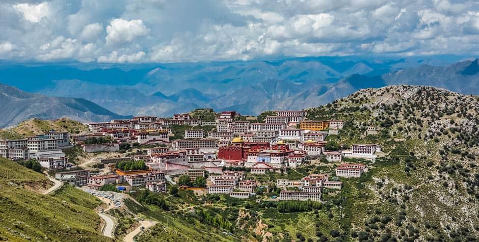 @itibettravel's cover photo for 'Ganden Monastery དགའ་ལྡན་དགོན་པ།།'