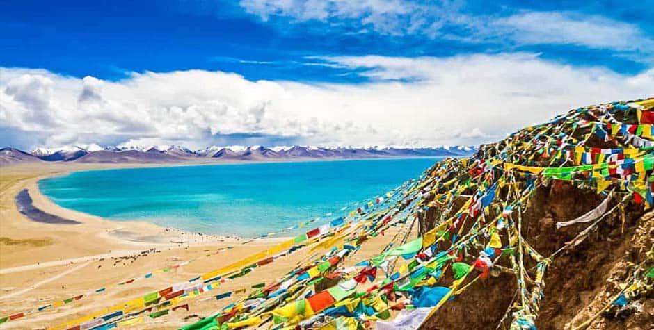 @itibettravel's cover photo for 'Namtso Lake གནམ་མཚོ་།'