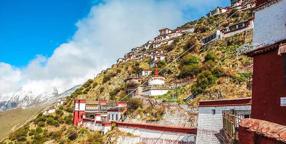 @itibettravel's cover photo for 'Drigung Monastery འབྲི་གུང་མཐིལ་།'