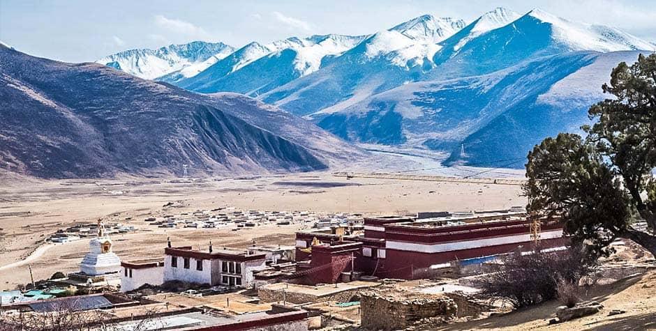 @itibettravel's cover photo for 'Reting Monastery རྭ་སྒྲེང་དགོན་པ་།'