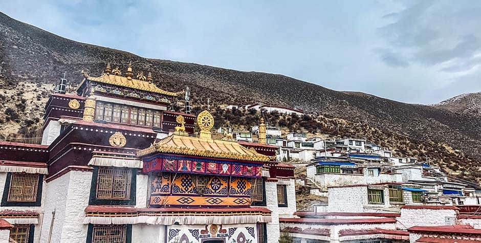 @itibettravel's cover photo for 'Shugseb Nunnery ཤུག་གསེབ་'