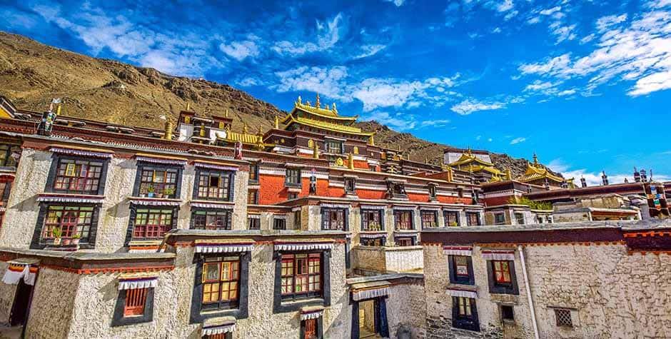 @itibettravel's cover photo for 'Tashi Lhunpo Monastery བཀྲ་ཤིས་ལྷུན་པོ་།'