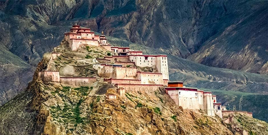@itibettravel's cover photo for 'Gyantse Dzong རྒྱལ་རྩེ་རྫོང།'