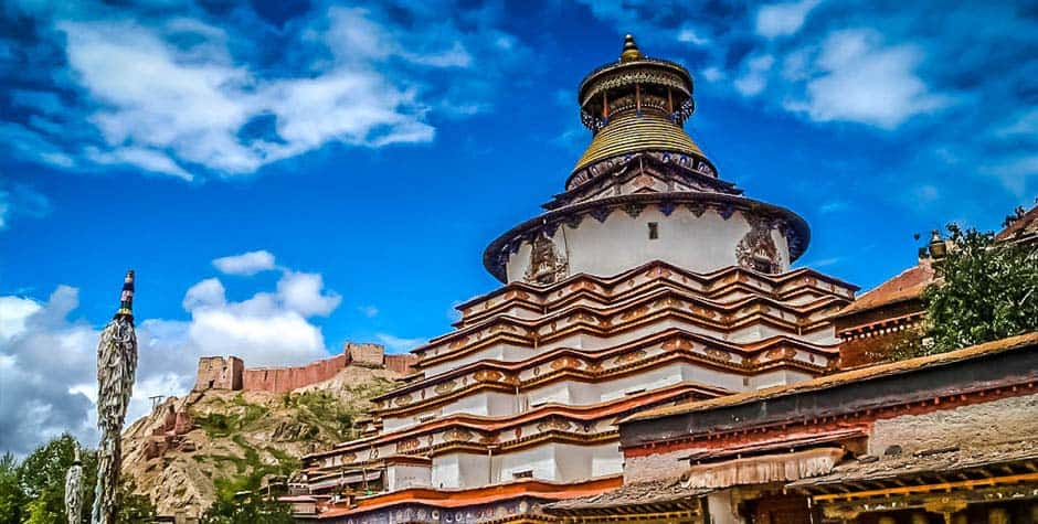 @itibettravel's cover photo for 'Gyantse Kumbum Stupa རྒྱལ་རྩེ་སྐུ་འབུམ་མཆོད་རྟེན་'
