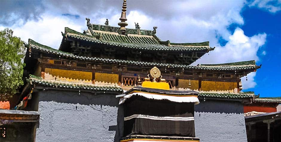 @itibettravel's cover photo for 'Shalu Monastery ཞྭ་ལུ།'