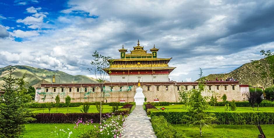 @itibettravel's cover photo for 'Samye Monastery བསམ་ཡས་'