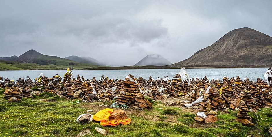 @itibettravel's cover photo for 'Serchen Lhatso Lake'