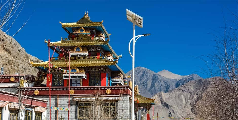 @itibettravel's cover photo for 'Dorjee Drak Monastery'