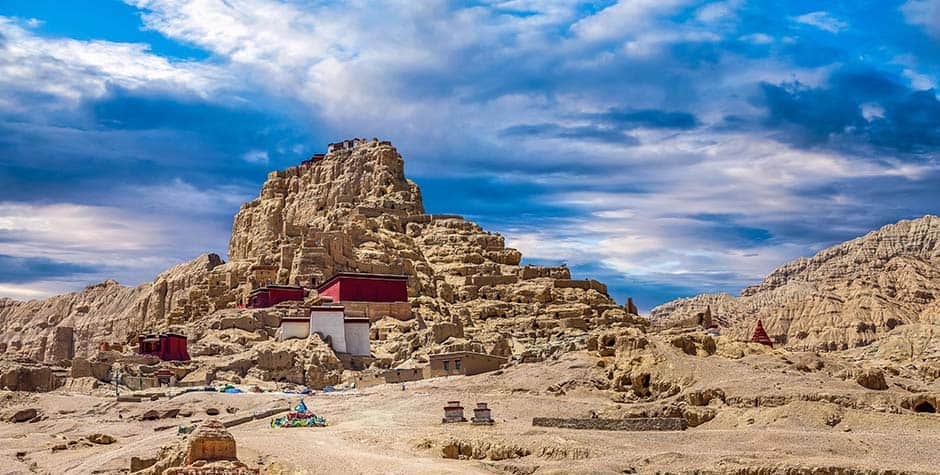 @itibettravel's cover photo for 'Guge Kingdom གུ་གེ།'
