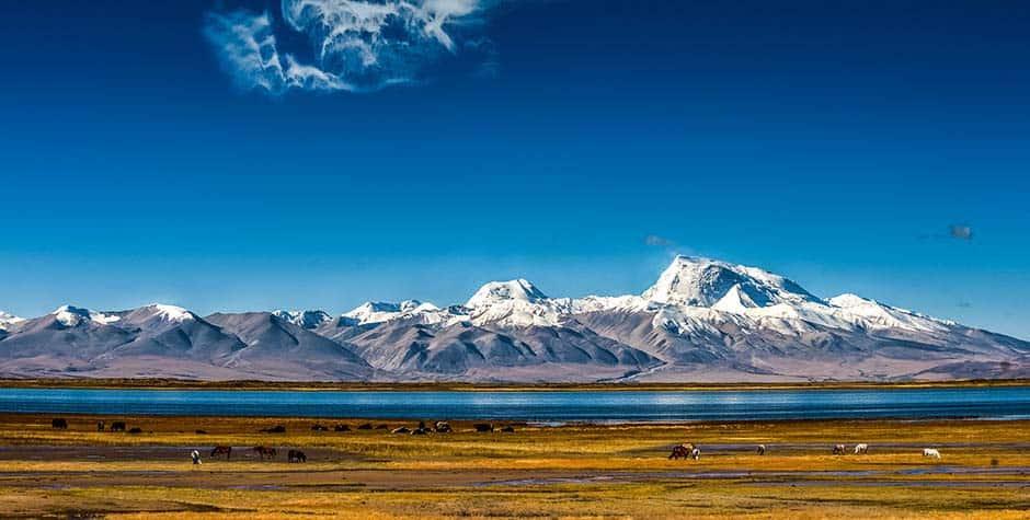 @itibettravel's cover photo for 'Manasarovar Lake མ་ཕམ་གཡུ་མཚོ།'