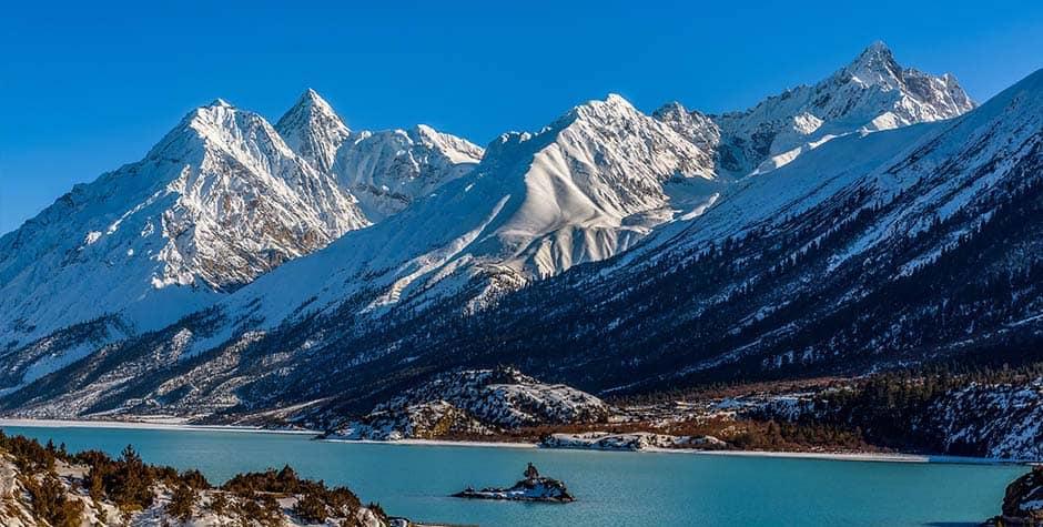 @itibettravel's cover photo for 'Rawoktso Lake ར་འོག་མཚོ།'