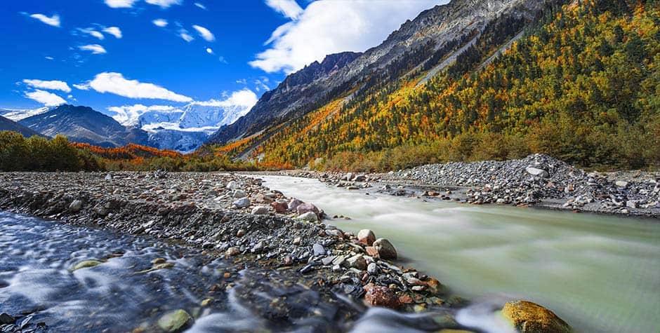 @itibettravel's cover photo for 'Midui Glacier'