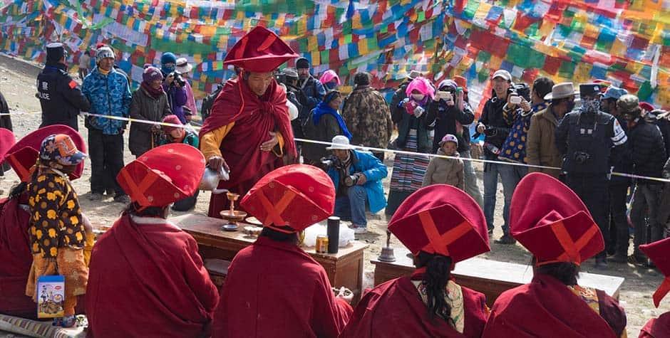@itibettravel's cover photo for 'Tibetan Festivals'