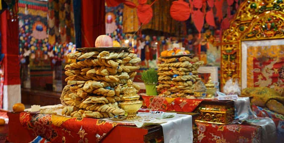 @itibettravel's cover photo for 'Losar, The Tibetan New year'