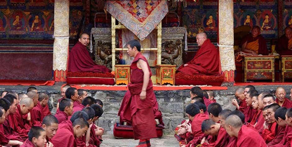 @itibettravel's cover photo for 'Monlam Festival'