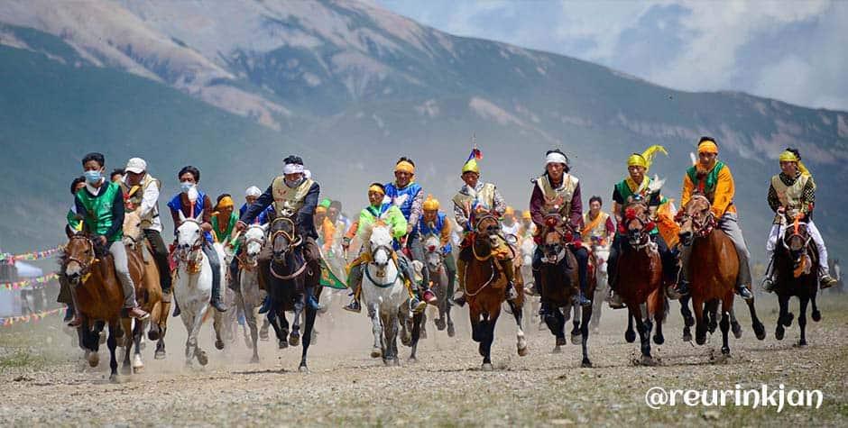 @itibettravel's cover photo for 'Nagqu Horse Racing Festival ནག་ཆུའི་རྟ་རྒྱུགས་'
