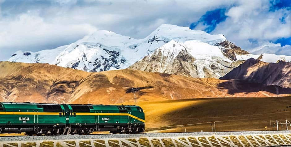 @itibettravel's cover photo for 'Xian to Lhasa Train'