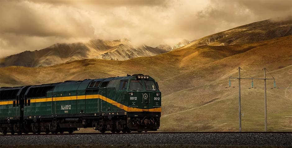 @itibettravel's cover photo for 'Xining to Lhasa Train'