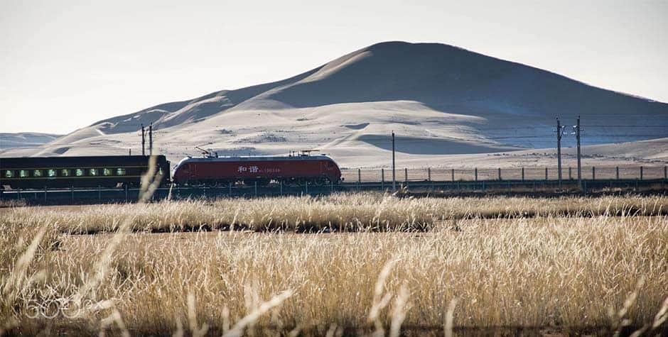 @itibettravel's cover photo for 'Chongqing to Lhasa Train'