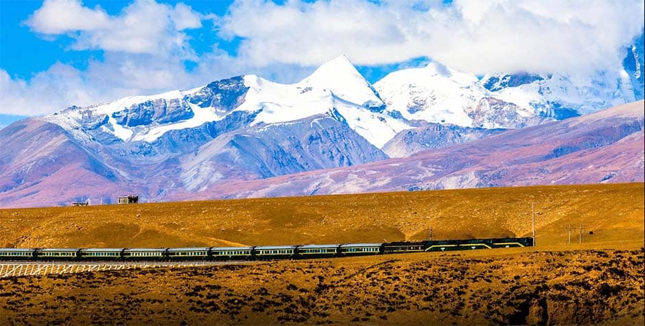 @itibettravel's cover photo for 'Lanzhou to Lhasa Train'