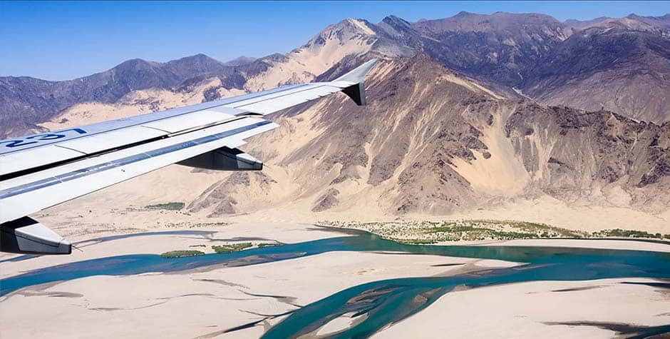 @itibettravel's cover photo for 'Xian to Lhasa Flight'