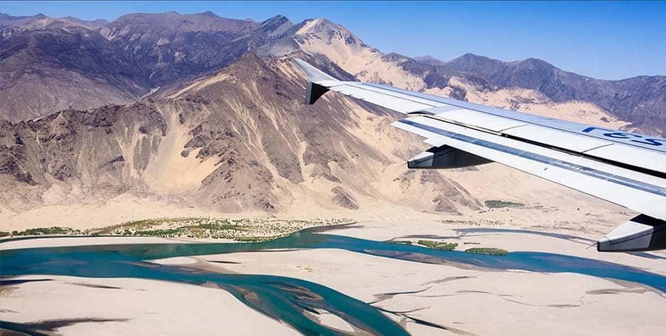 @itibettravel's cover photo for 'Chengdu to Lhasa Flight'