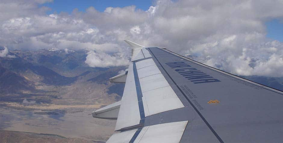 @itibettravel's cover photo for 'Xining to Lhasa Flight'