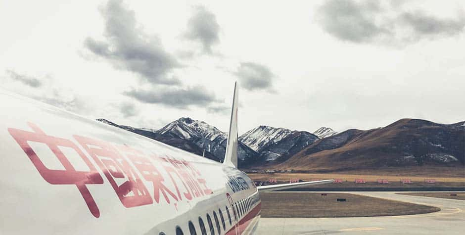 @itibettravel's cover photo for 'Guangzhou to Lhasa Flight'
