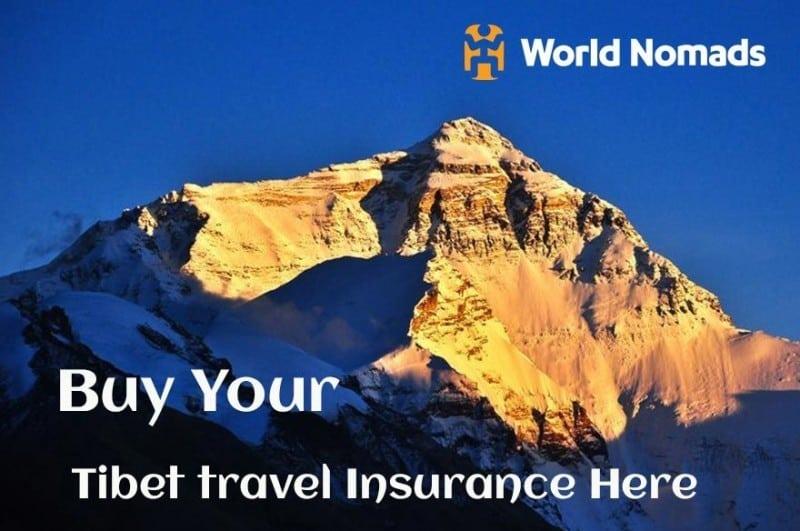 @itibettravel's cover photo for 'Tibet Travel Insurance'