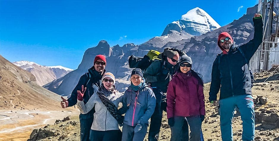 @itibettravel's cover photo for 'Lhasa to Guge and Kailash Group Tour'