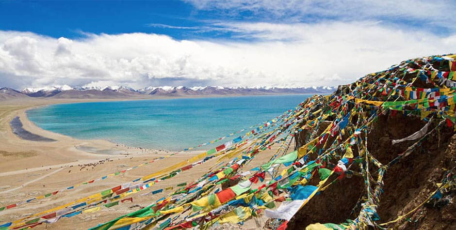 @itibettravel's cover photo for 'Everest and Namtso lake Group tour 10 days'