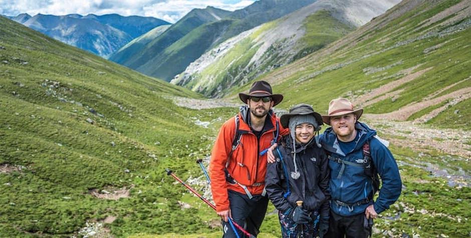 @itibettravel's cover photo for 'Ganden Samye Group Trekking'