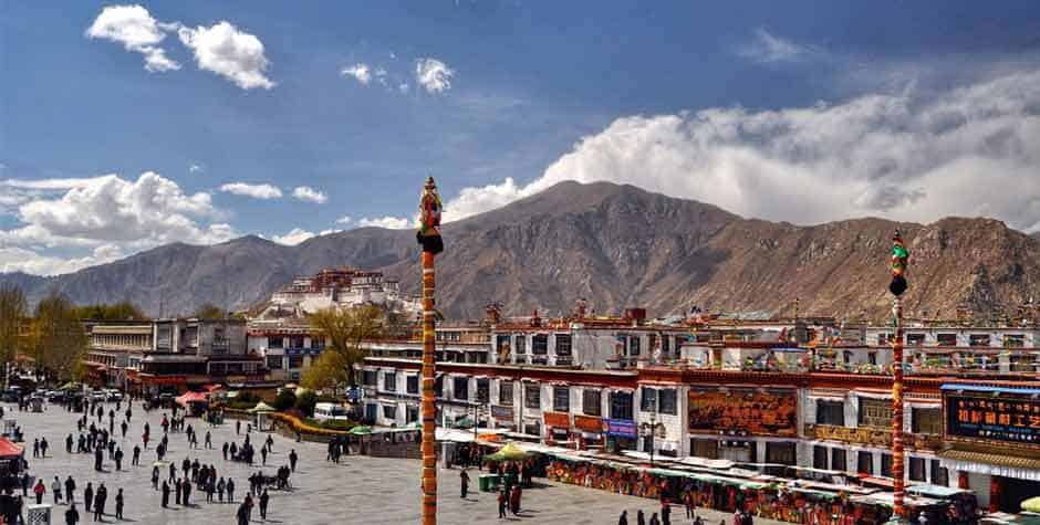 @itibettravel's cover photo for 'Lhasa City Group Tour'