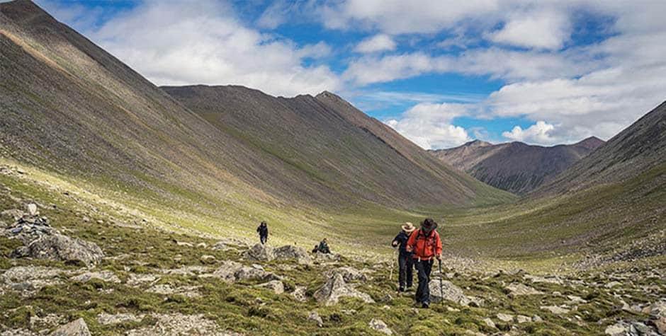 @itibettravel's cover photo for 'Ganden to Samye Trekking Tour'