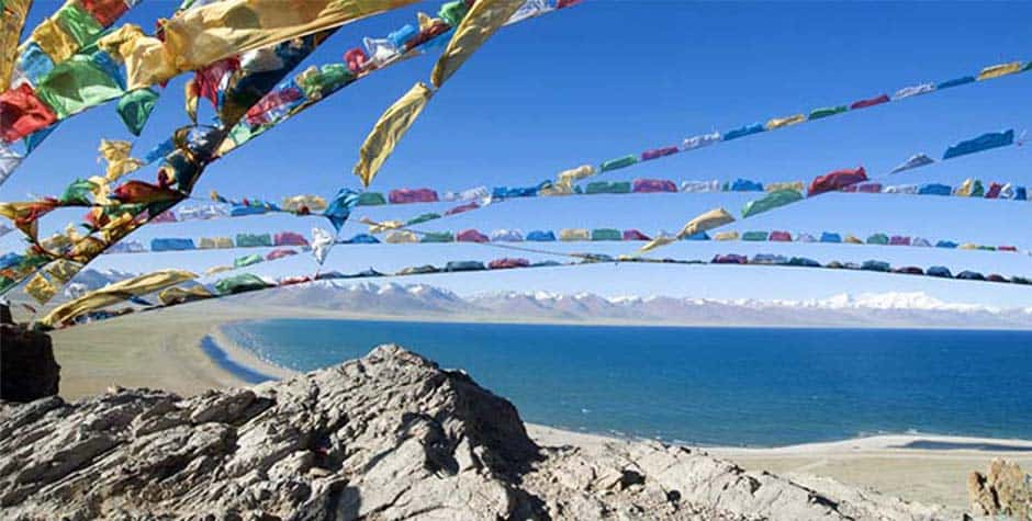 @itibettravel's cover photo for '9 days Lhasa to Everest Base Camp and Namtso Lake'