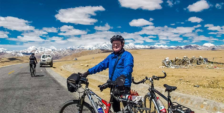 @itibettravel's cover photo for 'Tibet Cycling Tours'