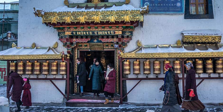 @itibettravel's cover photo for 'Tibet Spiritual Tours'