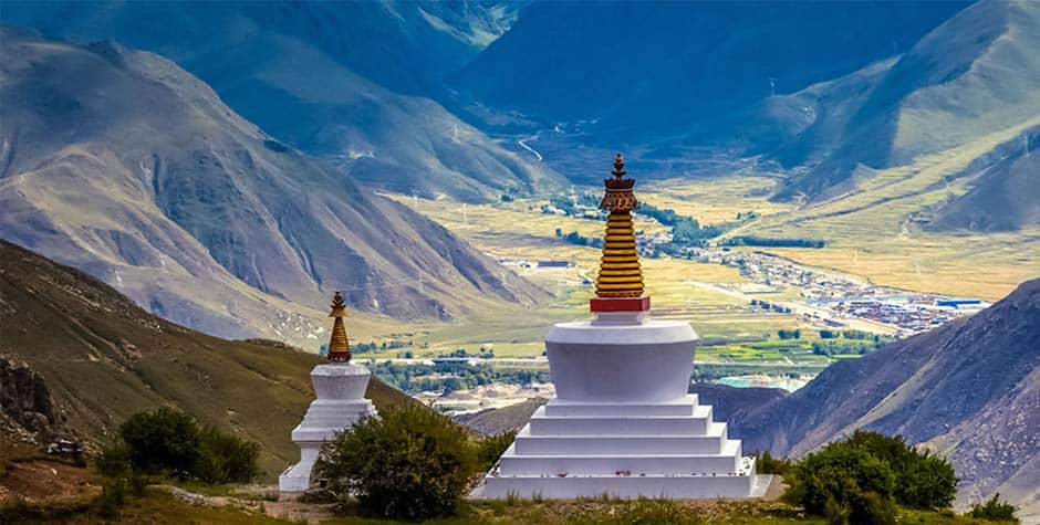 @itibettravel's cover photo for 'Tracing The Footprint Guru Rinpoche Tour'