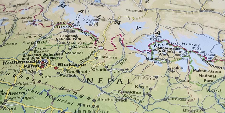 @itibettravel's cover photo for 'How to go to Tibet from Nepal'