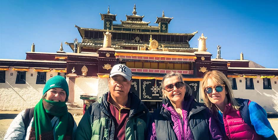 @itibettravel's cover photo for 'Five Things to do in Tibet'