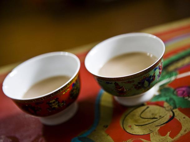 @itibettravel's cover photo for 'Tibetan Yak Butter Tea'