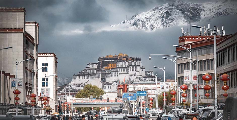 @itibettravel's cover photo for 'How to go to Tibet from China'