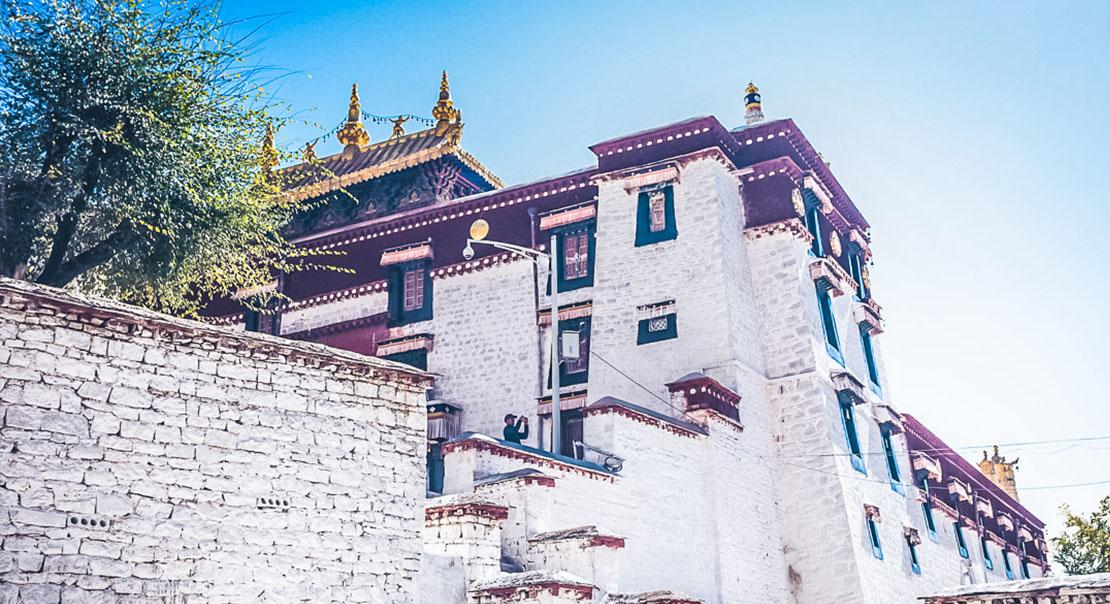 @nomadictibet's cover photo for 'Sera Monastery'