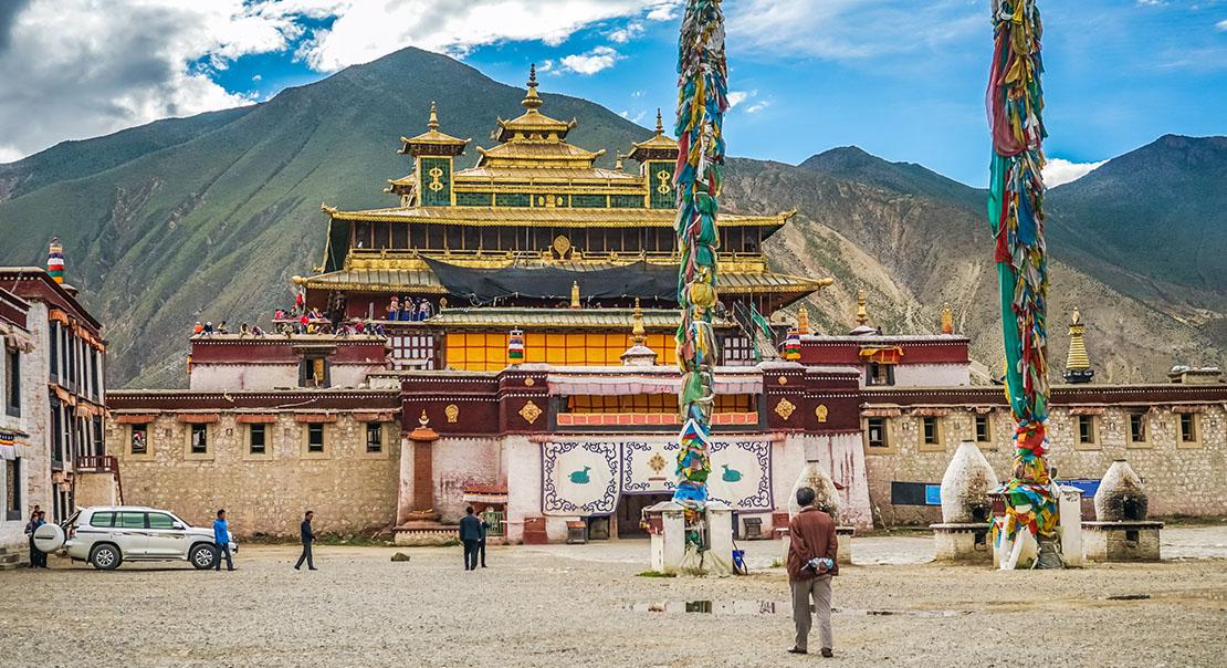 @nomadictibet's cover photo for 'Samye Monastery'