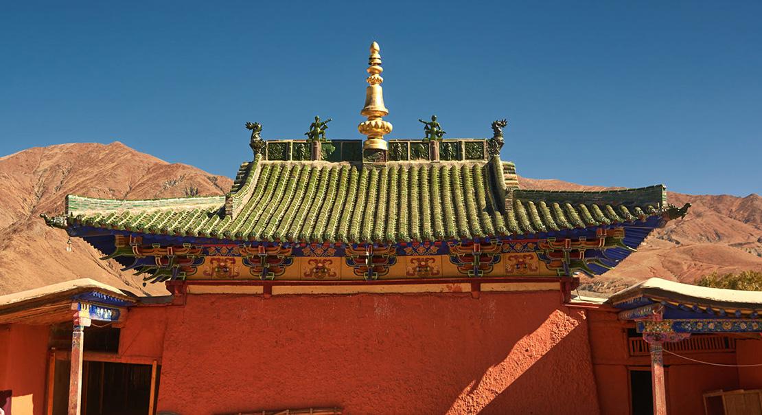 @nomadictibet's cover photo for 'Shalu Monastery'