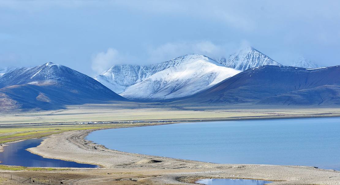 @nomadictibet's cover photo for 'Namtso Lake'