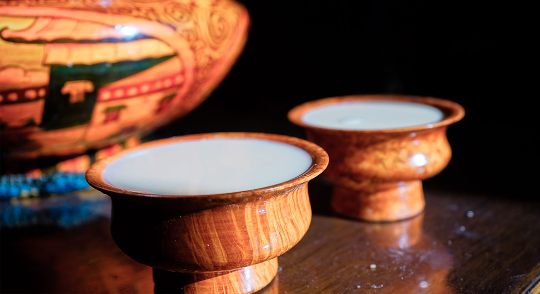 @nomadictibet's cover photo for 'Butter Tea'